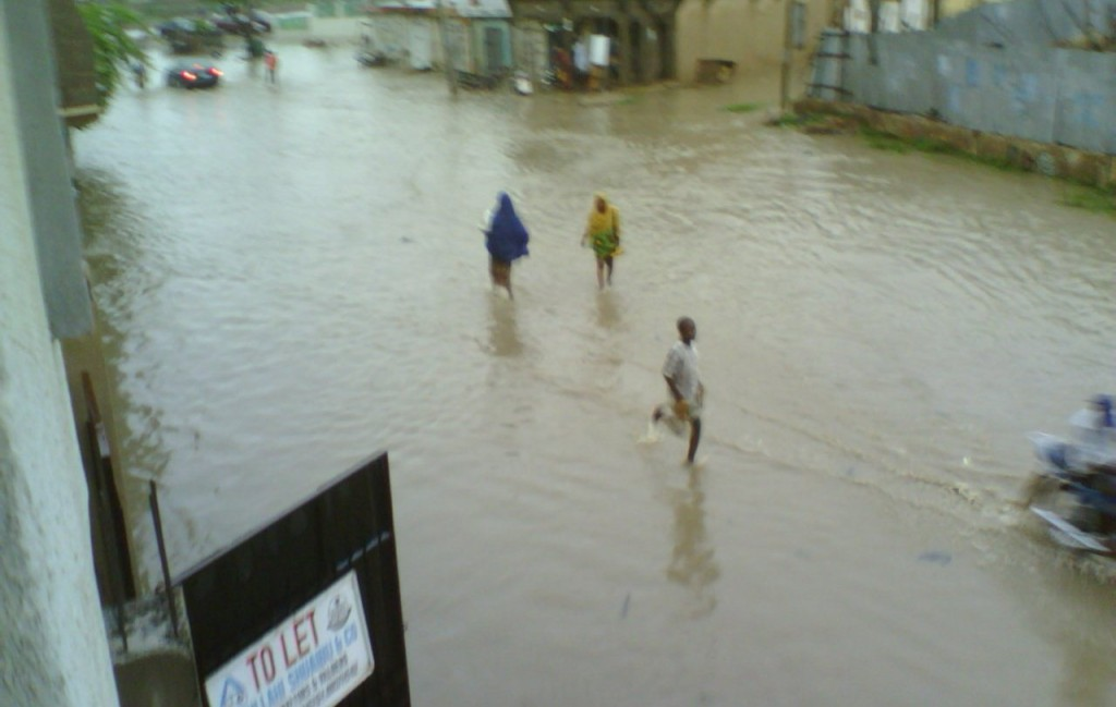 Kano flood