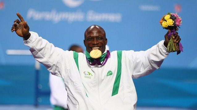 Yakub Adesokan - paralympic Gold medalist