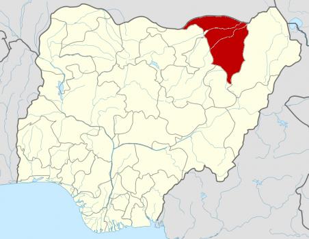 Yobe_State_map