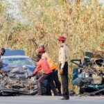 Six killed, 21 injured in Ogun multiple crash