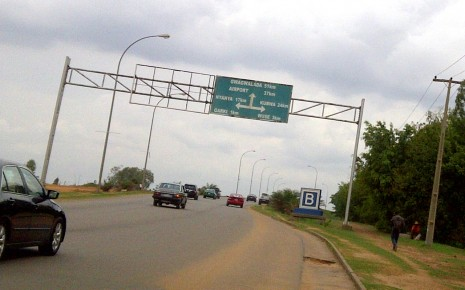 Abuja highway directions