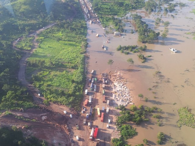 Flooded Lokoja