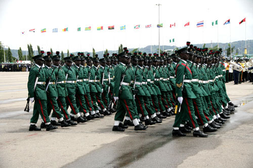Image result for Nigeria Armed forces