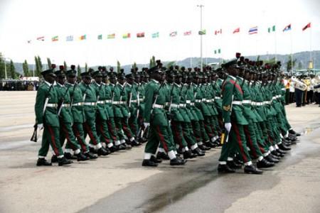 EXCLUSIVE: Nigerian soldiers beat up Brigade Commander