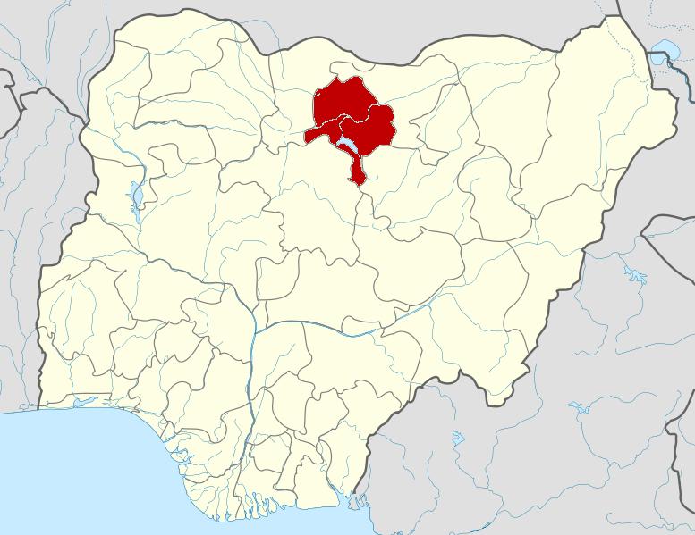 Nigeria_Kano_State_map