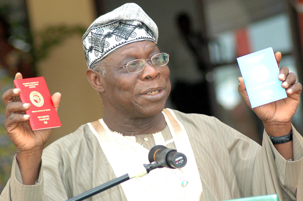 olusegun obasanjo essay Olusegun obasanjo president of nigeria olusegun obasanjo: olusegun obasanjo, nigerian general, statesman, and diplomat, who was the first military ruler in africa to hand over power to a civilian government he served as nigeria s military ruler (1976 79) and, as a civilian, as president (1999 2007.