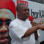 Orji Kalu takes campaign for Igbo presidency to America