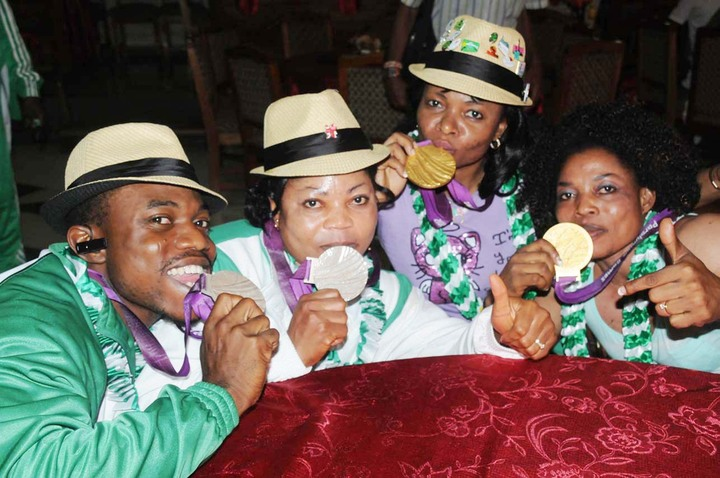 Image result for paralympians abuja