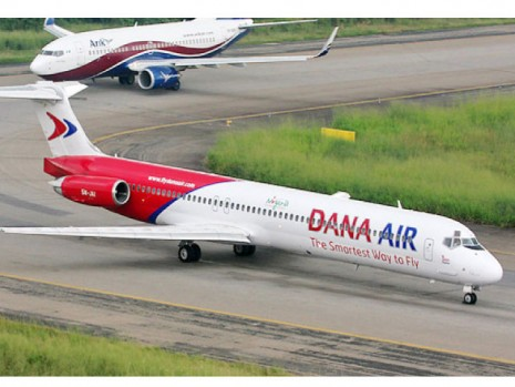 Three months after suspension, Dana Air resumes flight operations