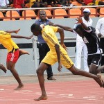 New National Record set at Abuja Golden League Meet
