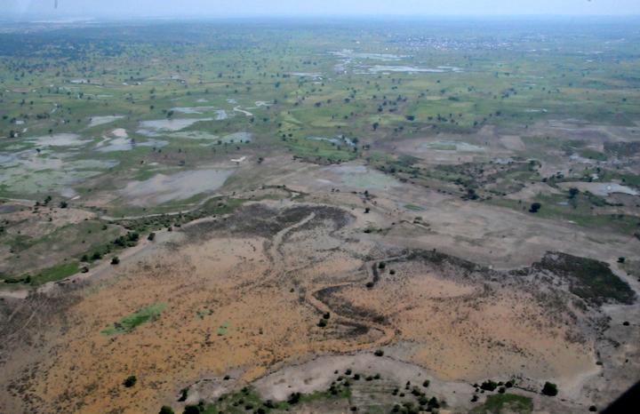 Realna groźna powodzi w Europie Środkowej