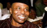 Mimiko swears-in new Ondo council chairmen, cautions against illegal recruitment