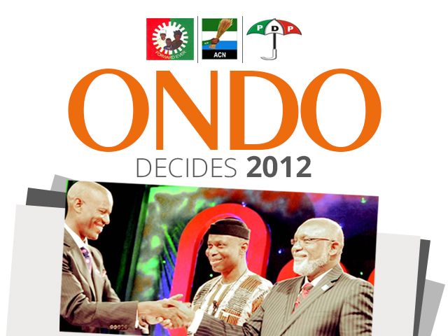 Voters in Ondo state will today decide their next governor. A PREMIUM TIMES crew is in the state to give live updates of the event.
