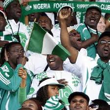 super eagle supporters