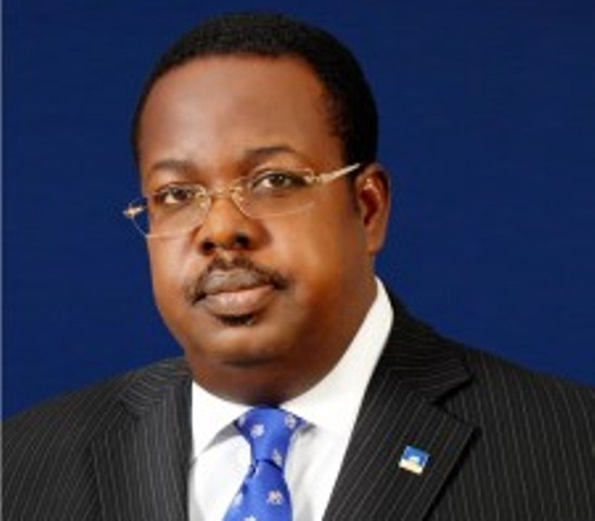 Stephen Onasanya, MD/CEO First Bank of Nigeria