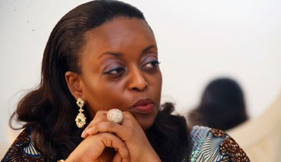Minister Of Petroleum Resources, Deziani Alison-Madueke