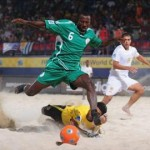 Nigeria to face Egypt, Ivory Coast others at Africa Beach Soccer tourney