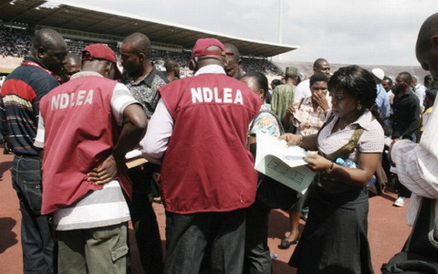 Plumber Excretes 57 Wraps Of Cocaine At Lagos Airport