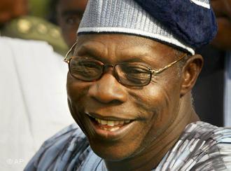 obasanjo - Obasanjo, Bankole, others shun PDP unity rally in Ogun