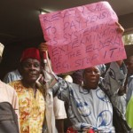 Ondo pensioners protest non-payment, illegal deductions of pension