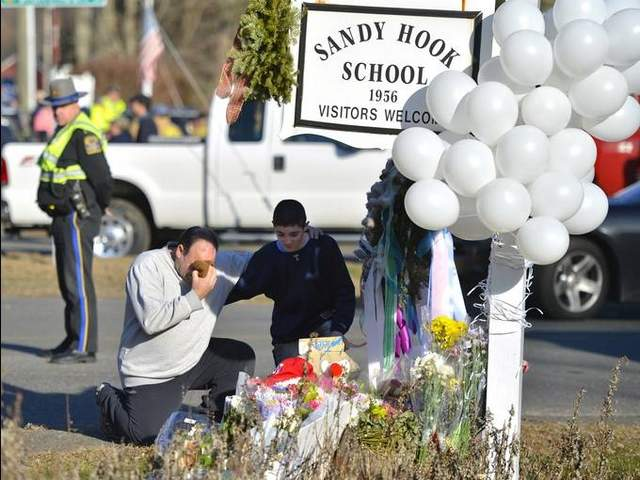 Sandy Hook Elementary school (Photo: delmarvanow.com)