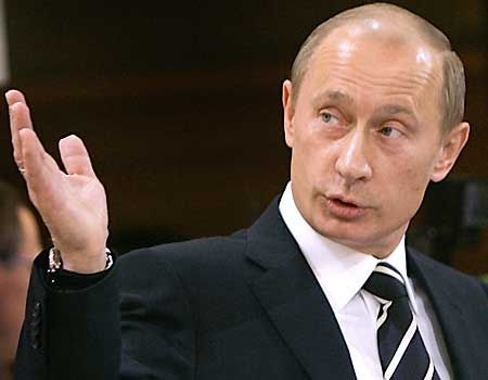 Vladamir Putin, Photo: foxnews.com