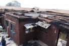 Alafin of Oyo house razed by fire