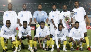 Football - 2013 Africa Cup of Nations - Qualified Teams - South Africa