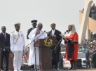Ghana Presidential inaguration ceremony