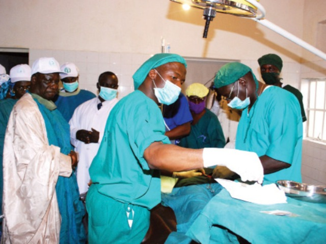 Image result for VVF: Katsina begins rehabilitation for women at National Obstetric Fistula Centre
