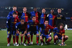 Barcelona FC of Spain