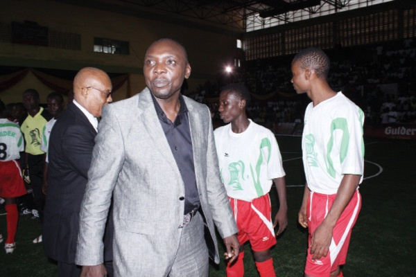 Davidson Owumi, former chairman of NPL board.