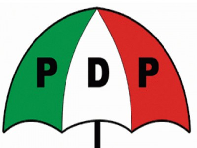 logopdp1 400x300 - No plan to sanction Atiku, Baraje, G7 governors- PDP
