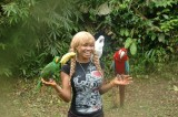 Goldie made video with husband before death