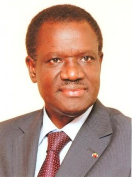 Kadré Désiré Ouedraogo, the president of the ECOWAS commission