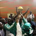 Jonathan doles out cash, land, national honours to Super Eagles