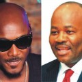 Extravagant Gov. Akpabio defends controversial wedding gifts to Tuface, wife