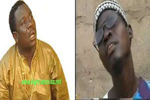 The two Nigerian actors collaborate in new Kannywood movie.
