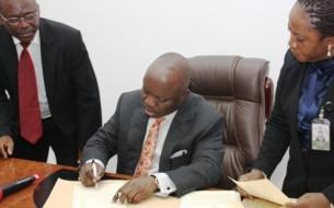 Emmanuel Uduaghan is the governor of Delta state