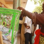 Large turnout in Plateau Central as voters elect council officials