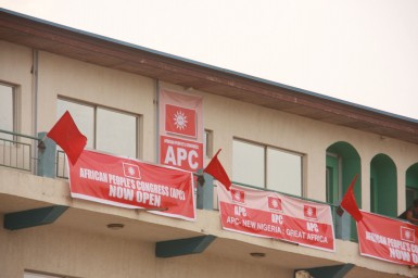 Rival APC, Africa Peoples Congress secretariat launched (Pictures)