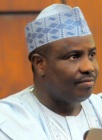 UPDATE: Speaker Tambuwal blocked from entering National Assembly