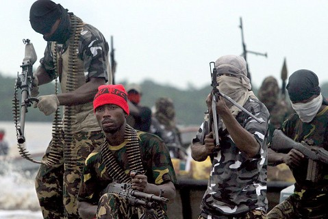 Breaking News: 5 Suspected Militants Shot Dead In Imo...And This Happened