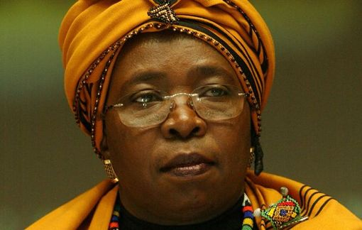 Nkosazana-Dlamini-Zuma