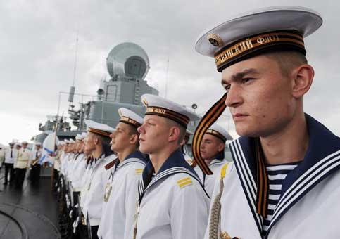 Russian Sailors