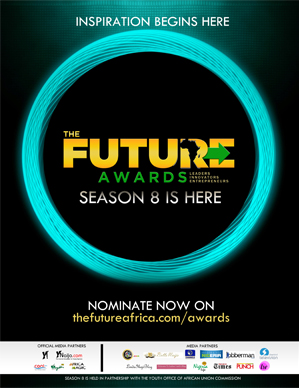 The Future Awards 2013 Nomination