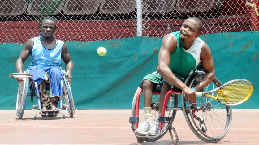 exercise options for physically challenged