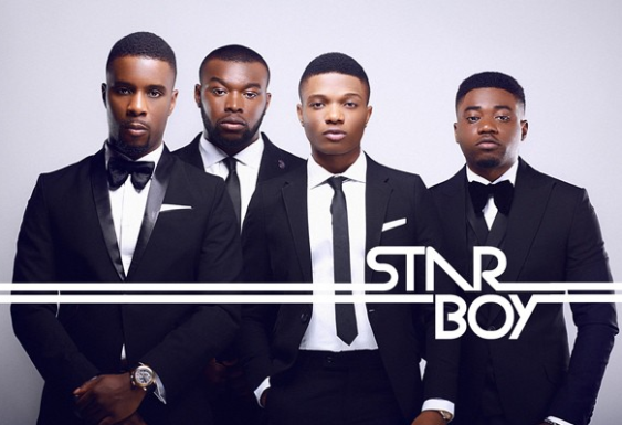 Wizkid star boy entertainment  Crew.