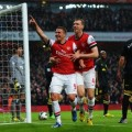 English Premier League: Arsenal relegates Wigan