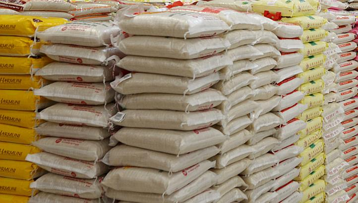 Image result for bags of rice in nigeria